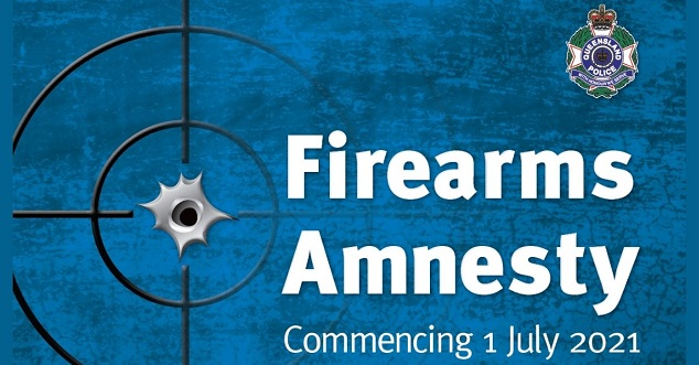 Queensland Police Minister will risk public safety with firearms amnesty fail.